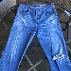 AG Jeans Straight Leg